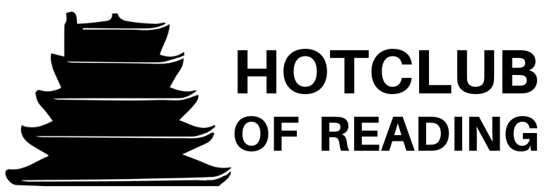 hot club of reading banner